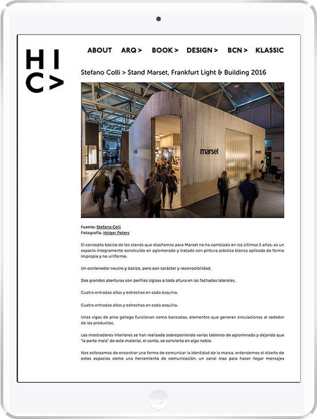 hic-stefano-colli-stand-marset-frankfurt-light-building-2016